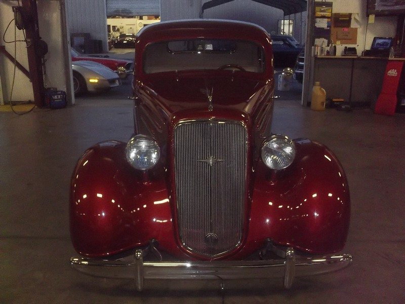 1935 Chevrolet Streetrod