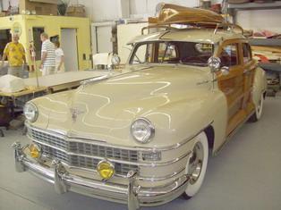 """1948 Ford """"Woody"""" Wagon"""