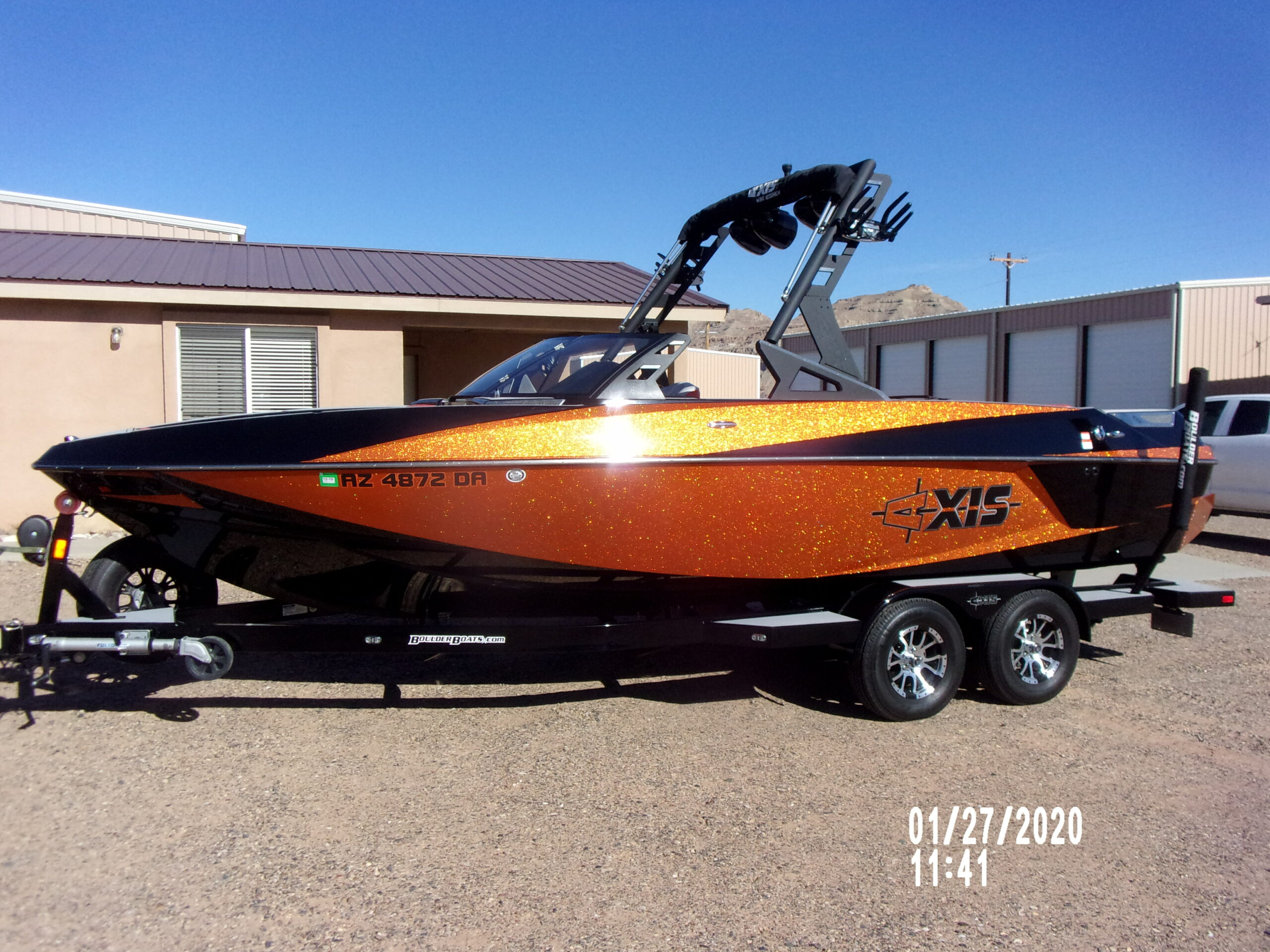 22' Axis T22 or A22