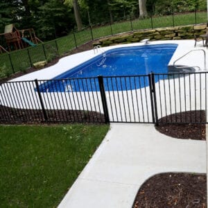Fenced In Pool Quote