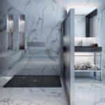 Unik Stone Vanity & Shower base