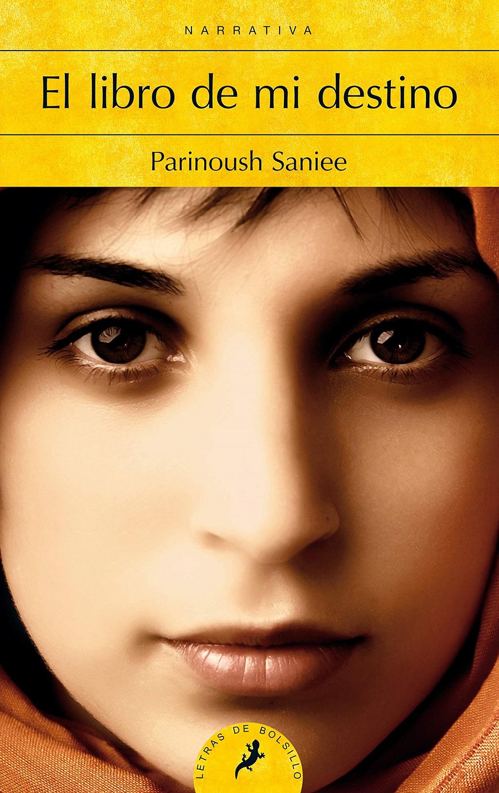 el libro de mi destino Parinoush Saniee