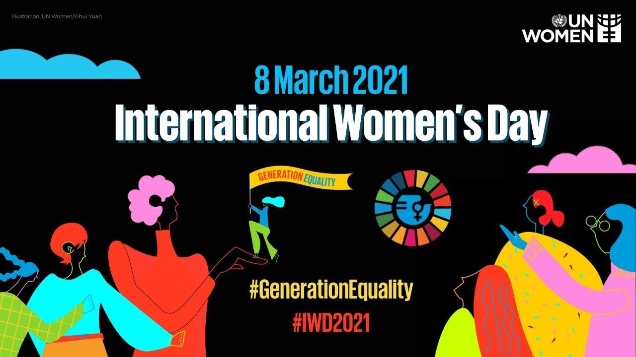 Yihui Yuan ONU dia internacional mujer 8m 2021