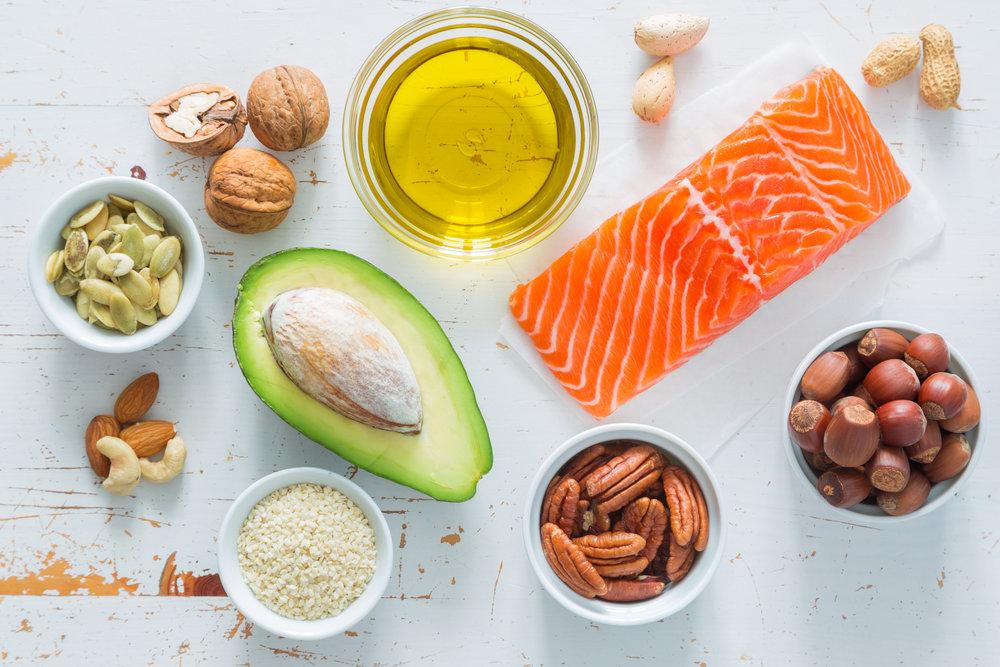 grasas saludables sanas