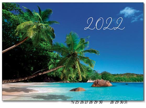 Premium Calendar Cards