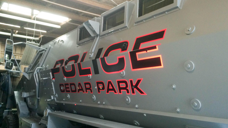 cedar park police 1