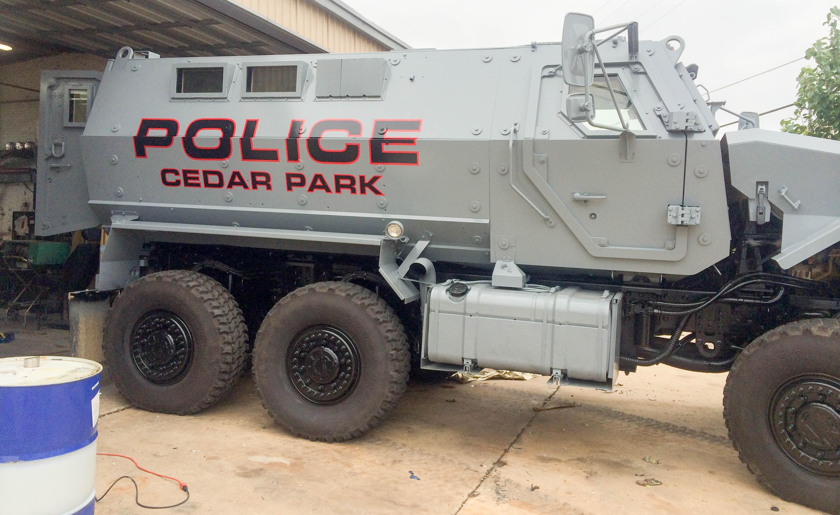 cedar park police 2