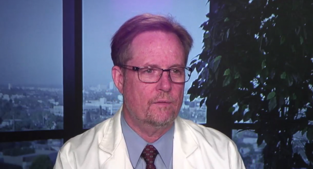 Dr. Lyden on Strokes