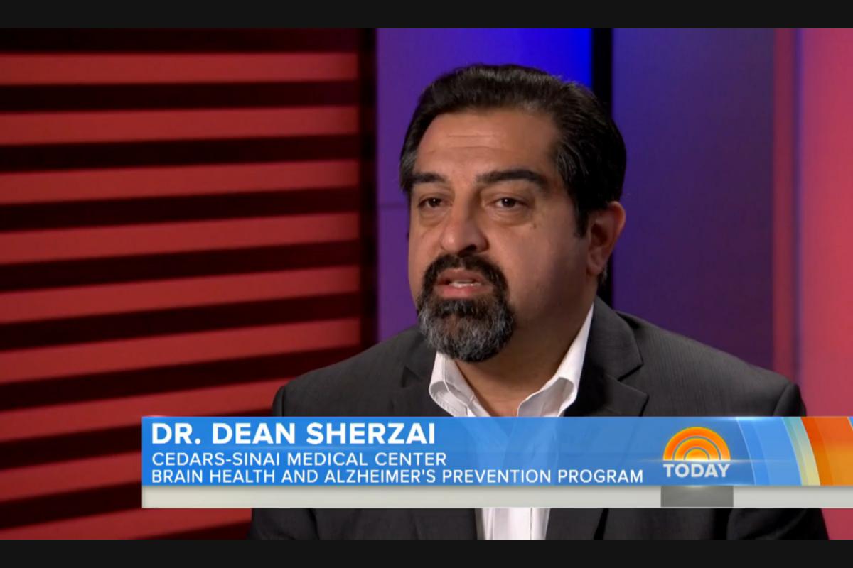 "Dean Sherzai, MD talks about ""digital amnesia."""