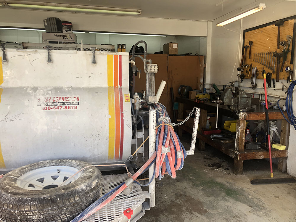 Workshop of Spray Connection in Eustis, FL
