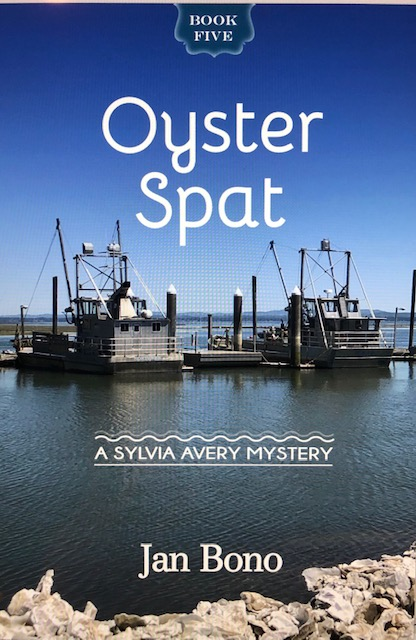 Oyster Spat – Sylvia Avery Cozy Mystery Series, Book Five