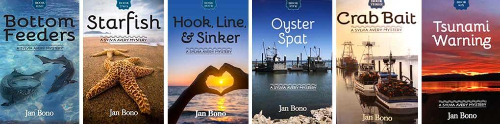 Sylvia Avery Mystery Series Cozy Books