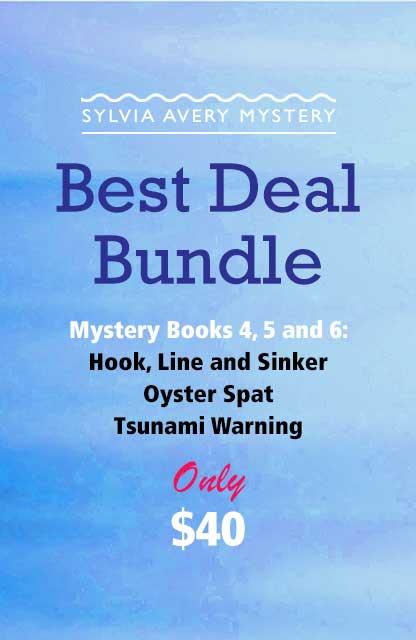 Sylvia Avery Cozy Mystery Series BEST DEAL MYSTERY BUNDLE: Books 4-6
