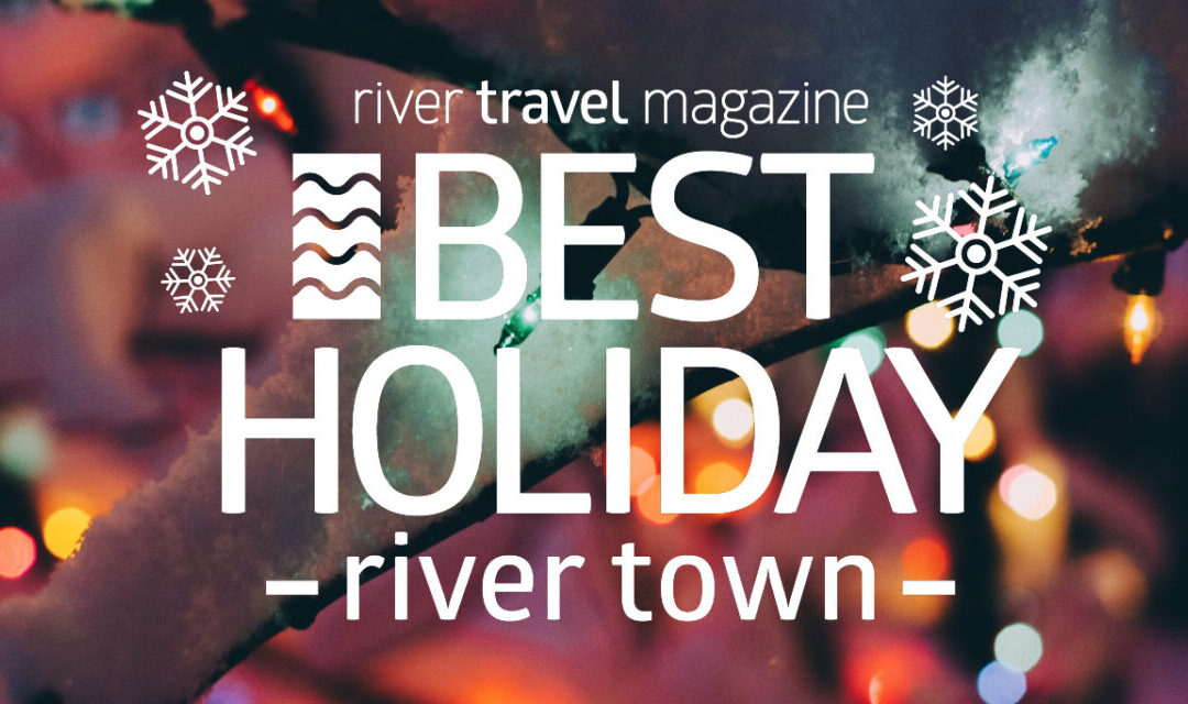"""Kimmswick Named """"2020 Best Holiday River Town"""""""