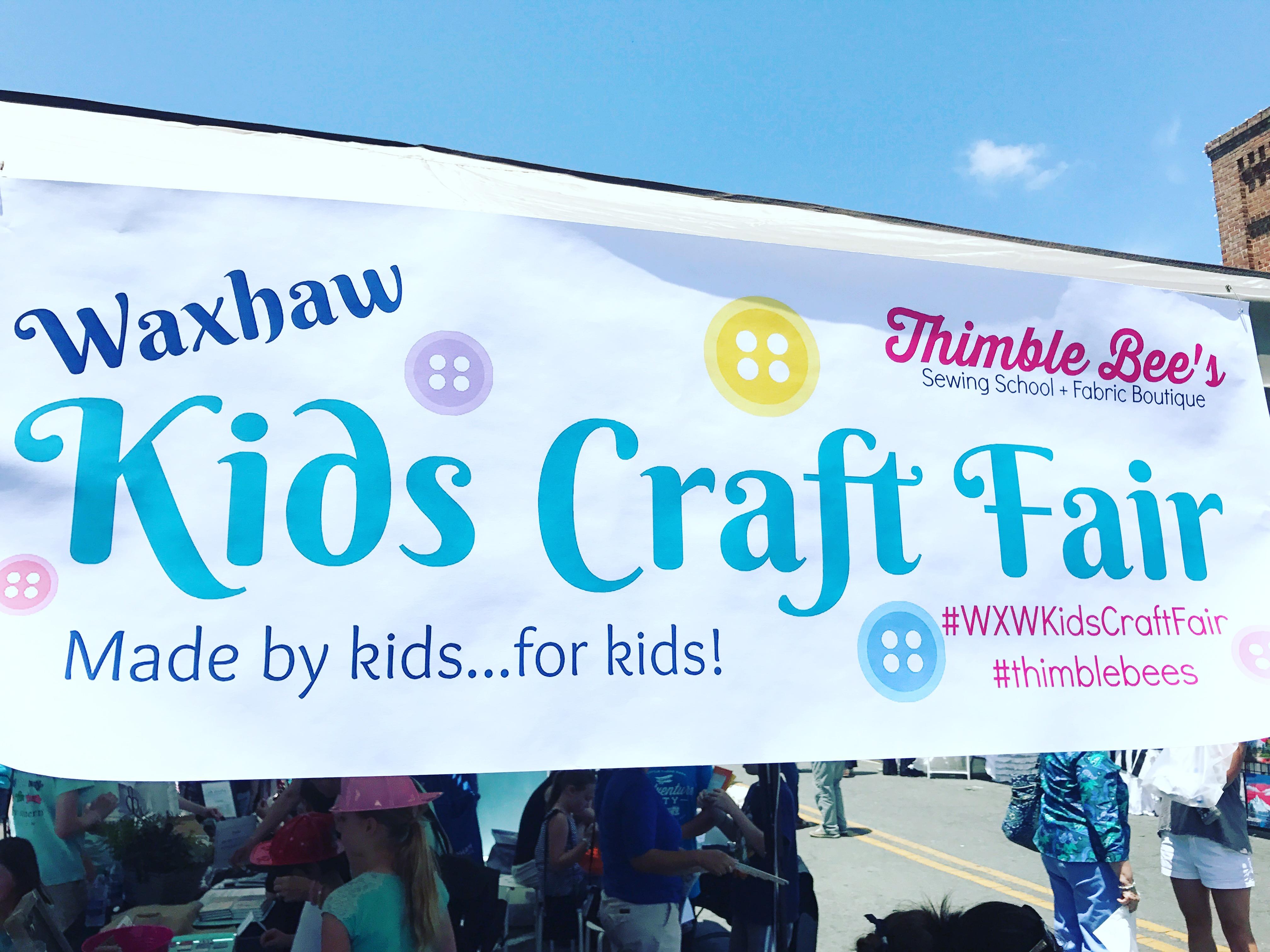 Kids Craft Fair 2017