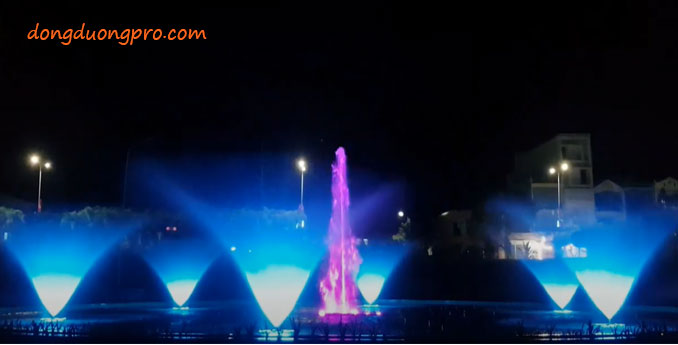 Nhạc nước Phú Yên