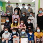 Des élèves de Normandin offrent des douceurs pour le cœur
