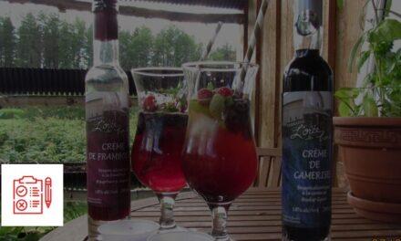 Recette : Cocktail CRÉPUSCULE