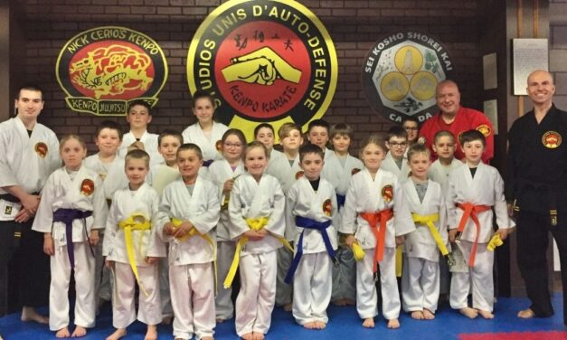 Studios Unis d'auto-défense de Dolbeau-Mistassini: des cours de Karaté de style Kenpo pour les enfants et les adultes!