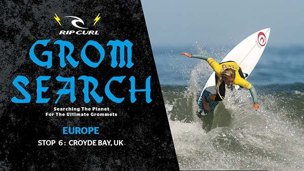 Rip Curl Grom Search England
