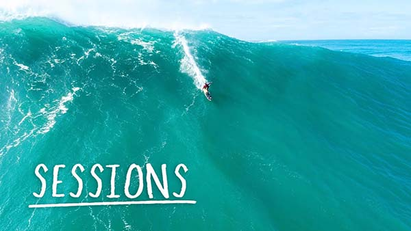 An Autumn Swell To Remember At Nazaré | Sessions