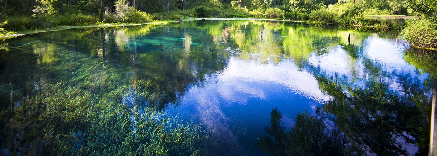 Blue Hole Springs Kayak at Ichetucknee Springs State Park