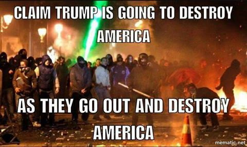 Left Hypocrisy Shines Thru Again – Trump Gave up Billionaire Lifestye to Take This Abuse