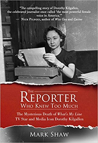 New book 'Reporter Who Knew Too Much'