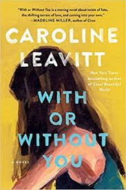 This is a book cover for With Or Without You