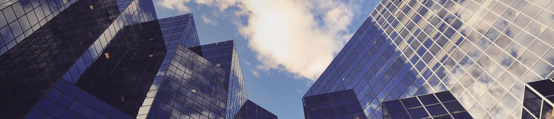 Building Cloud Banner