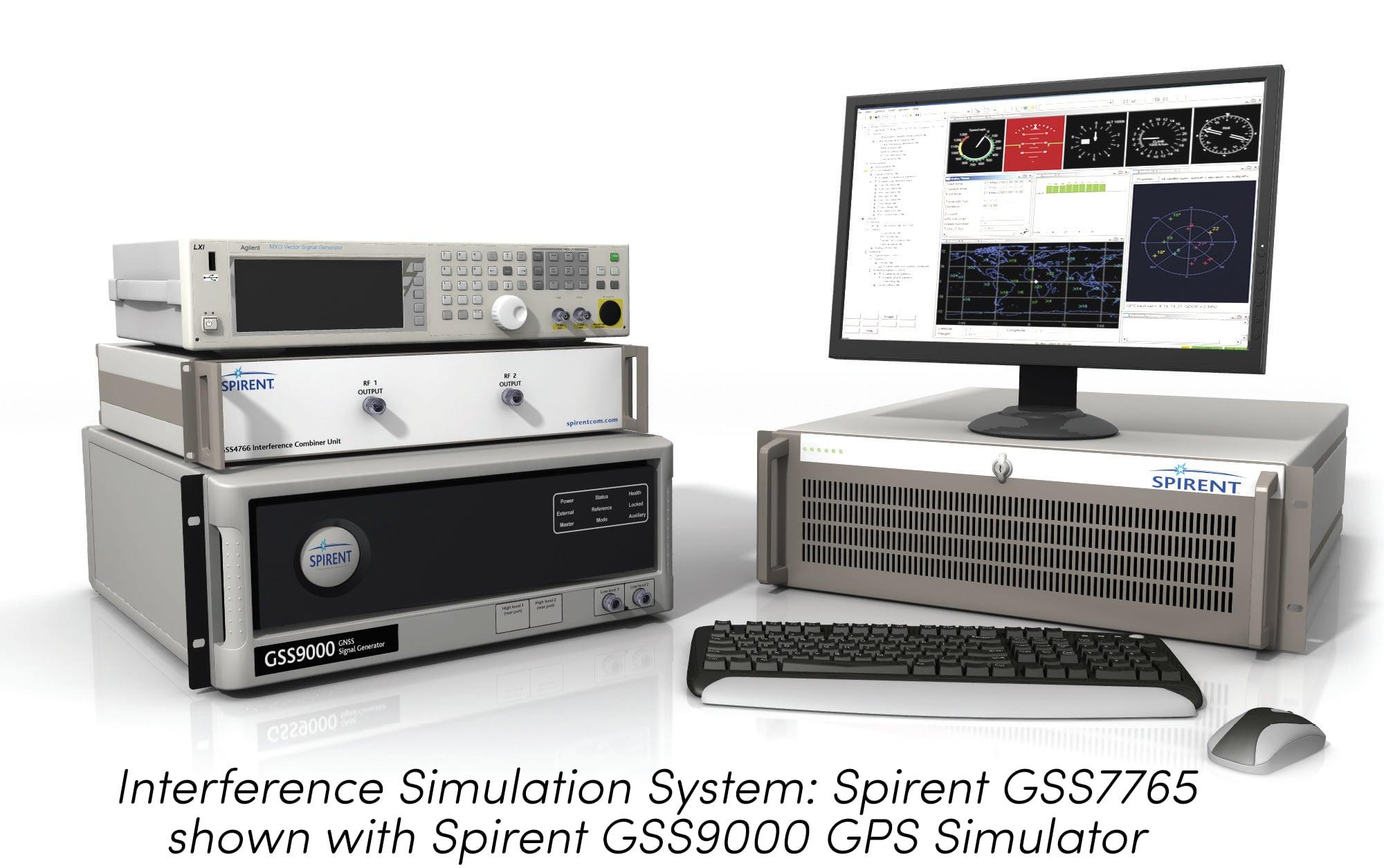 GSS7765 GSS9000 Integration