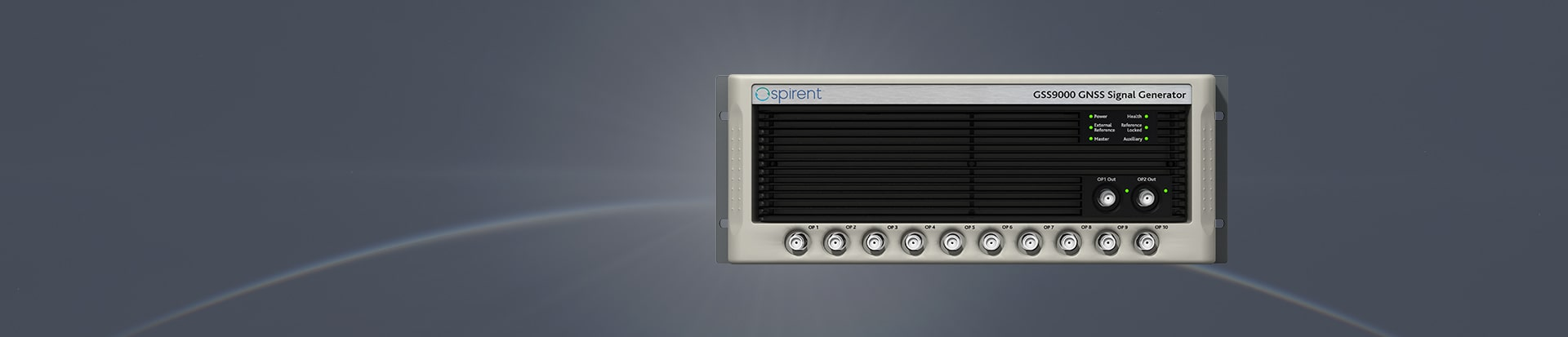 GSS9000 Product Banner