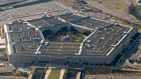 Pentagon PNT Government Defense
