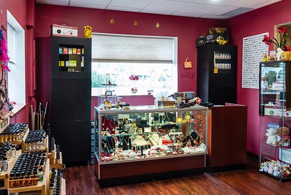 Herbal Medicine Store & Pharmacy