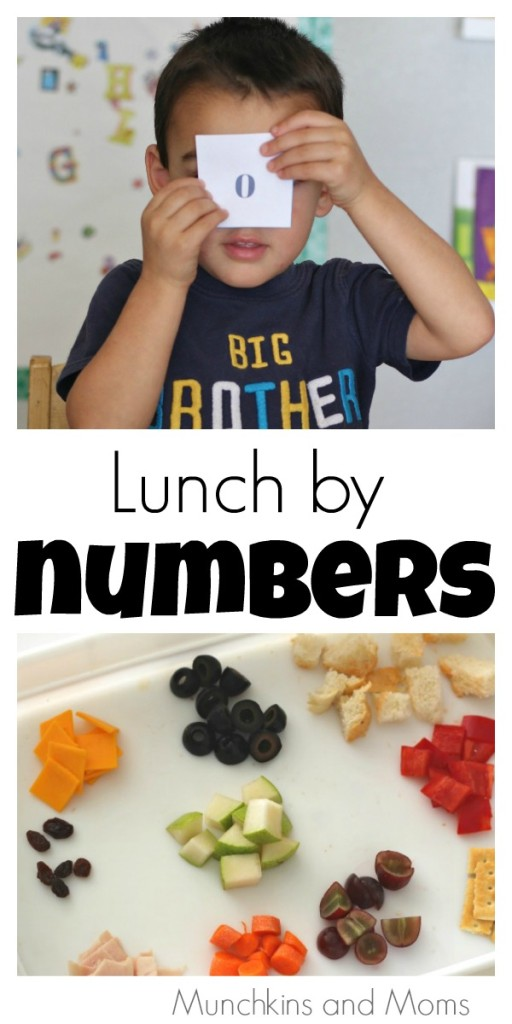 lunch by numbers