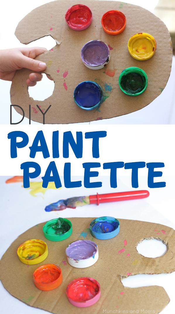 DIY-paint-Palette