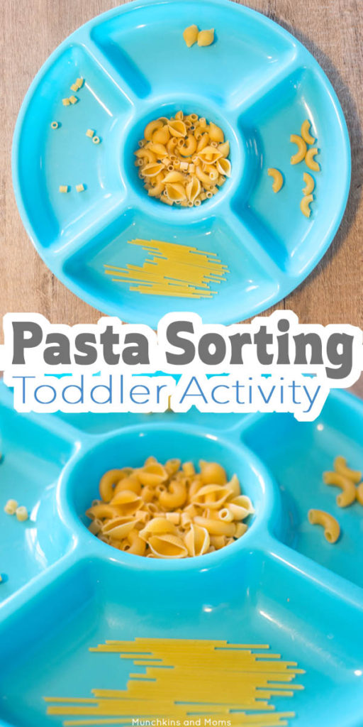 """Need a quick activity to keep you sane during the """"witching hour""""? This pasts sorting activity is perfect!"""