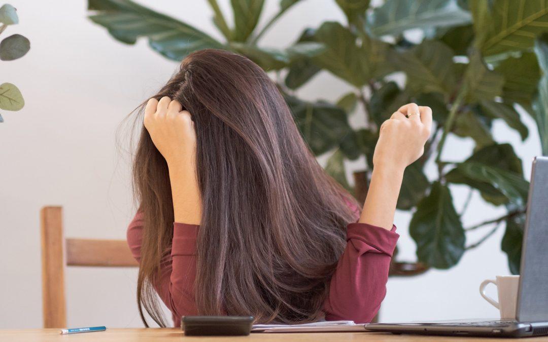 Síndrome de burnout: podrías estar padeciéndolo.