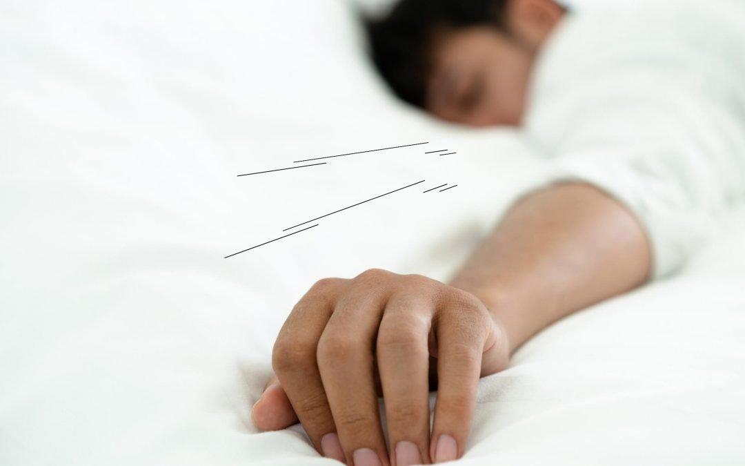 Sleep divorce: una popular tendencia de pareja.
