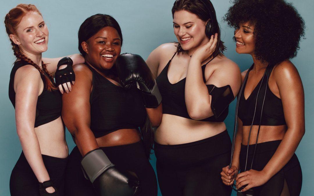 Body positive: la reivindicación de la belleza real.