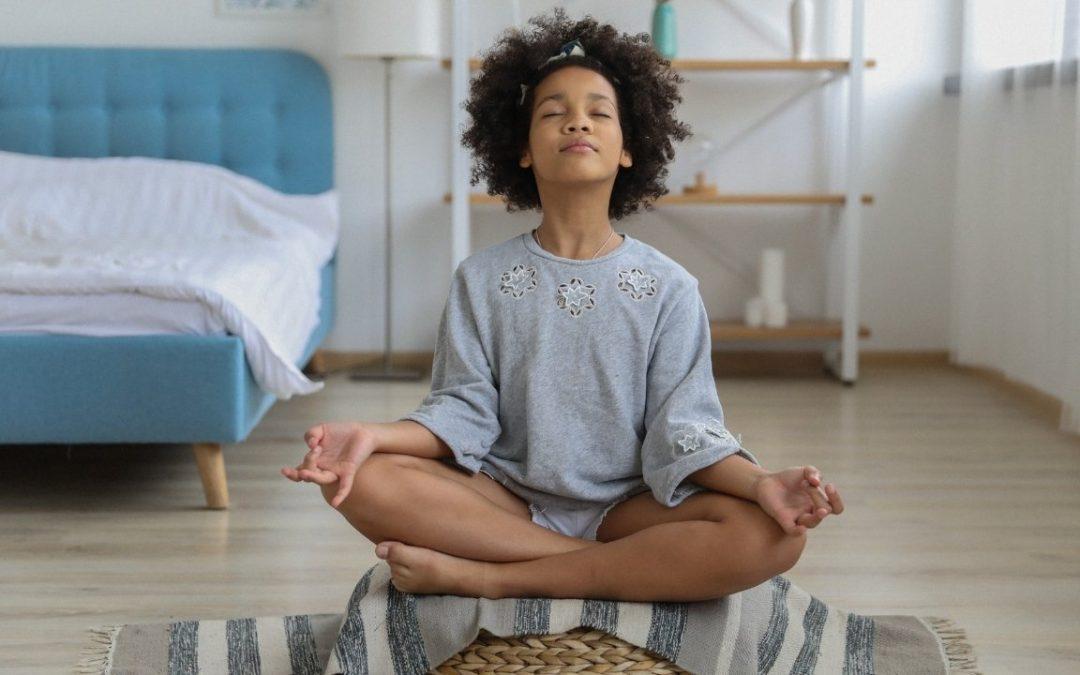 Meditar en lugar de castigar: Beneficios para los niños.