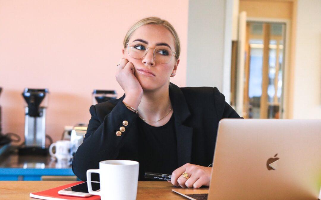 Síndrome de boreout: afecta hasta tu salud mental