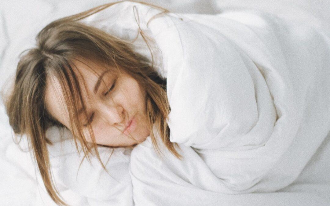 Usar una manta pesada para aliviar la ansiedad: ¿funciona?