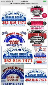 Garage Door Springs Florida