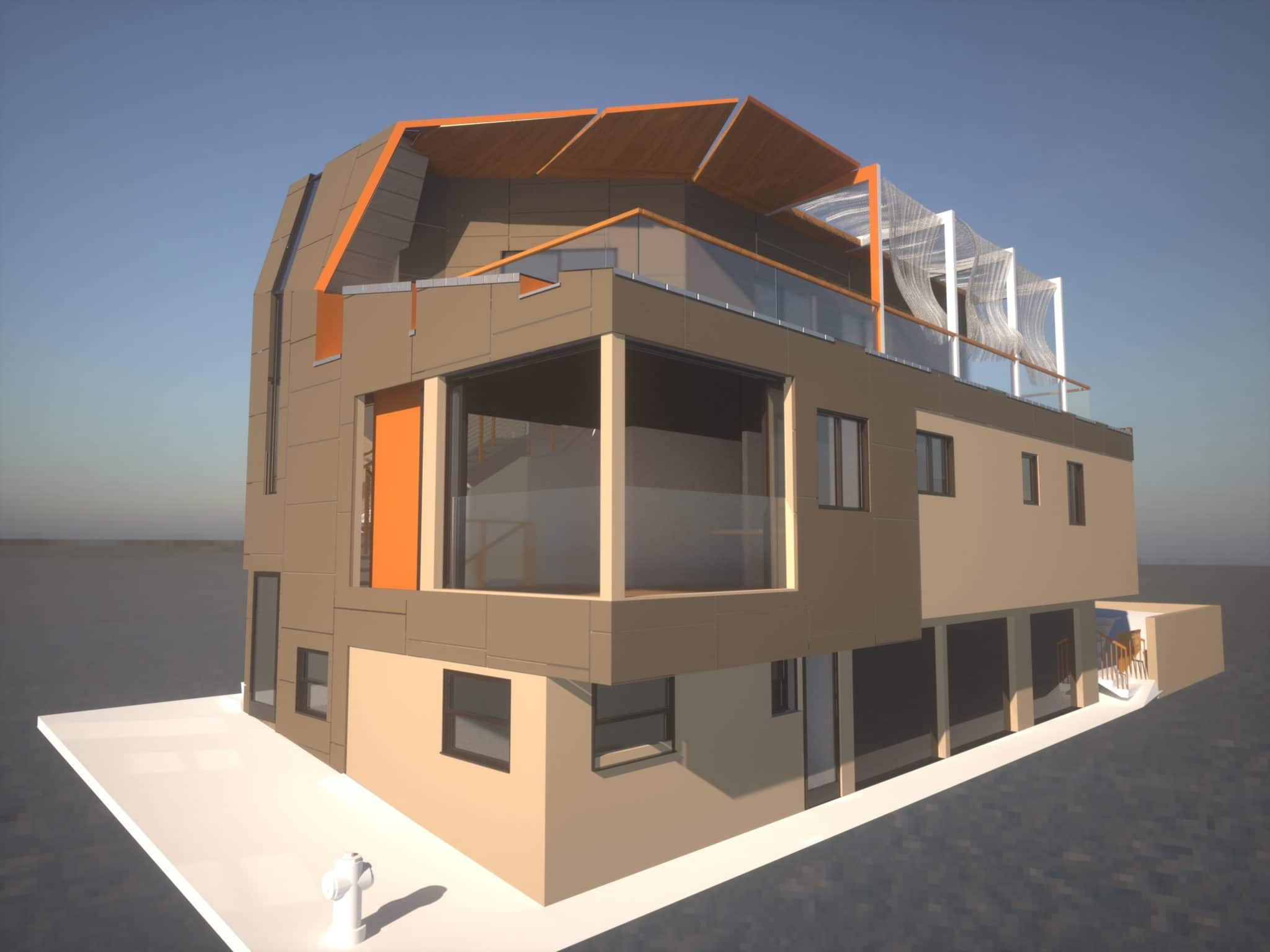 State of the art Rauch Residence - Remodel - Hermosa Beach, CA