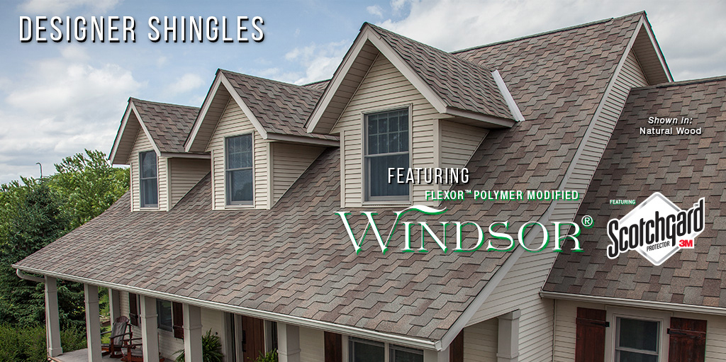 Malarkey Windsor Designer Shingles