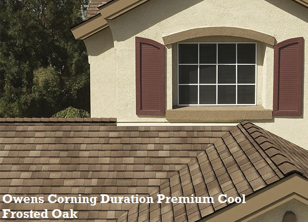 Owens Corning Duration Premium Cool Shingles