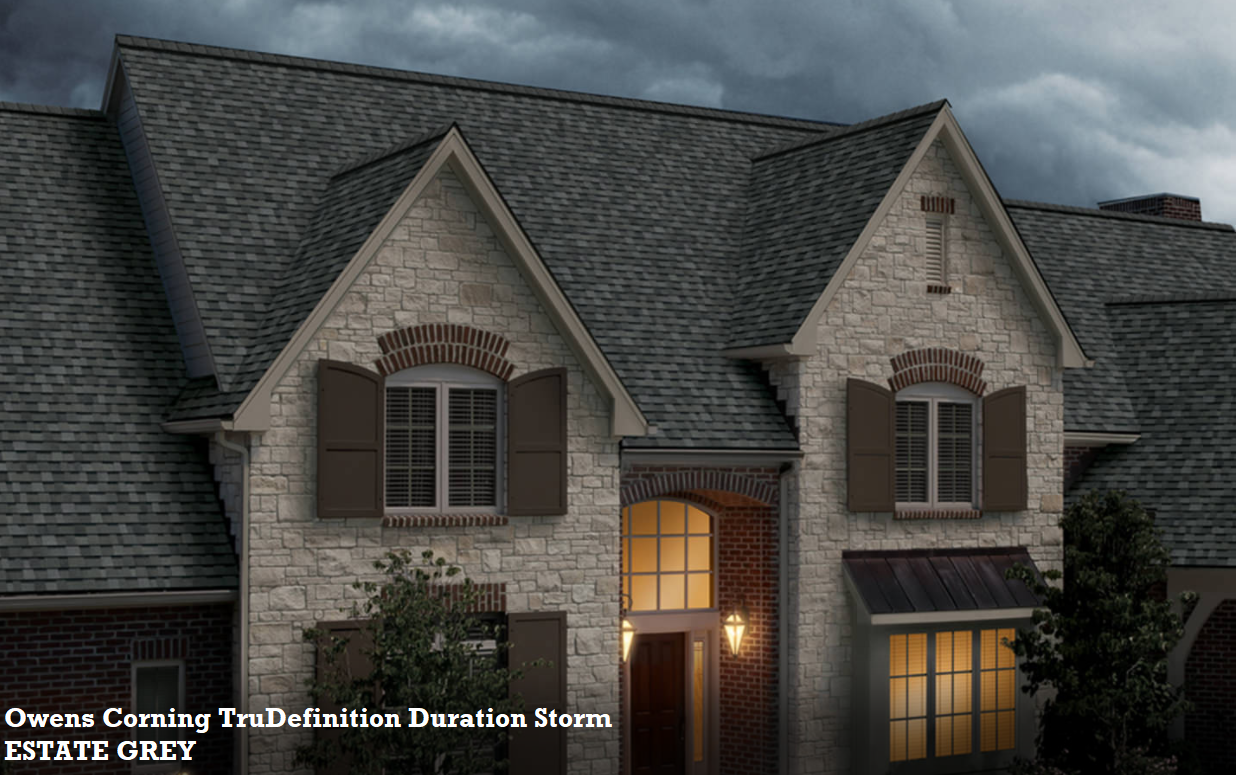 Owens Corning Duration Storm Shingles
