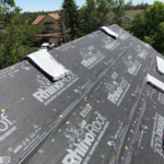 Malarkey Vista Shingle - Rhino Roof Synthetic Underlayment