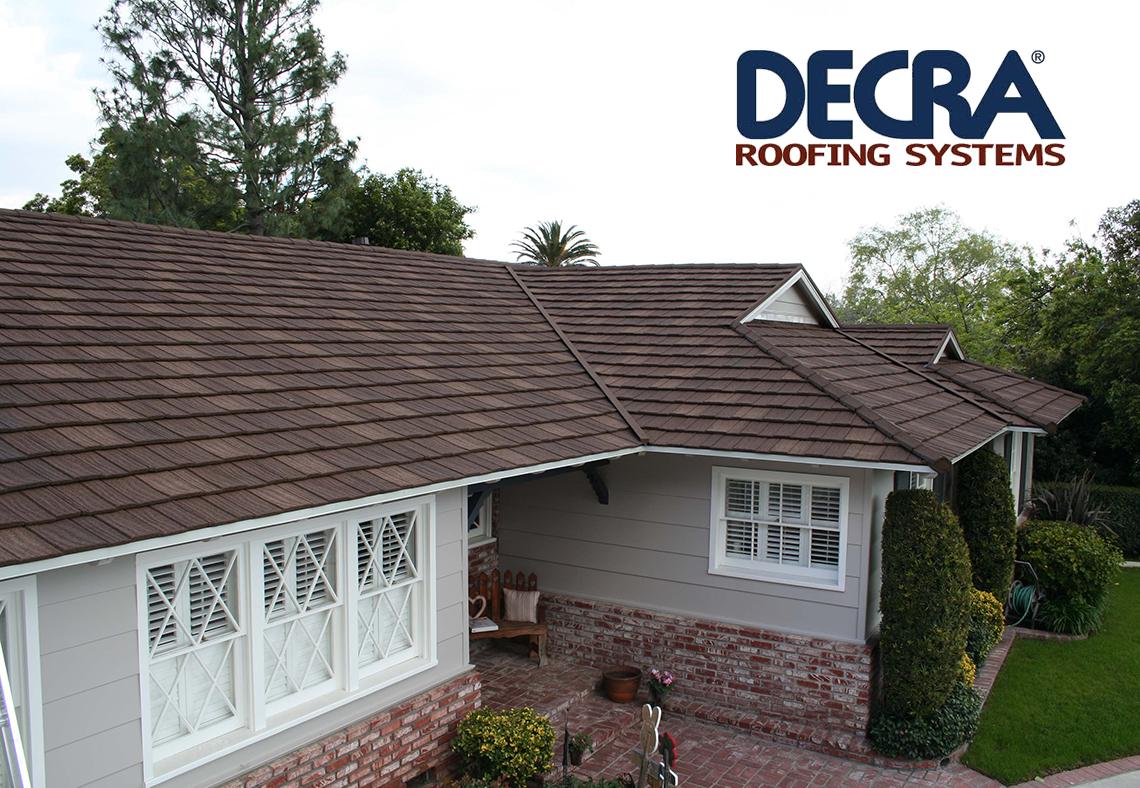 Decra Metal Roofing System